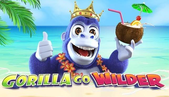 gorilla go wilder feat 1