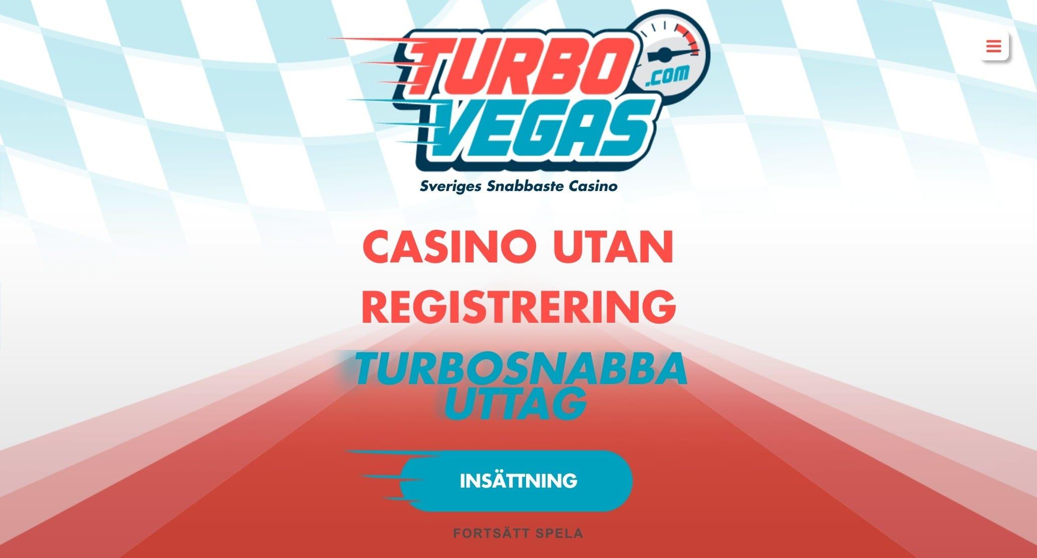 turbo vegas snabba vinster