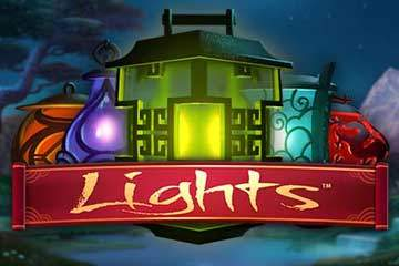 lights slot logo