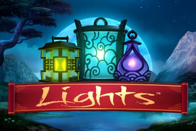 lights slot logo