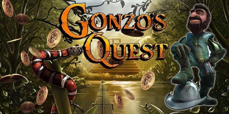 gonzos quest banner